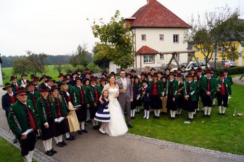 Hochzeit Sandra und Mathias Pleßl
