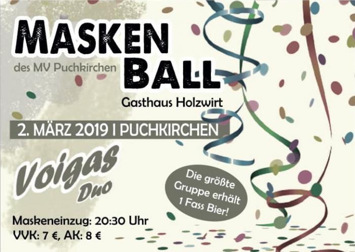 Maskenball 2019