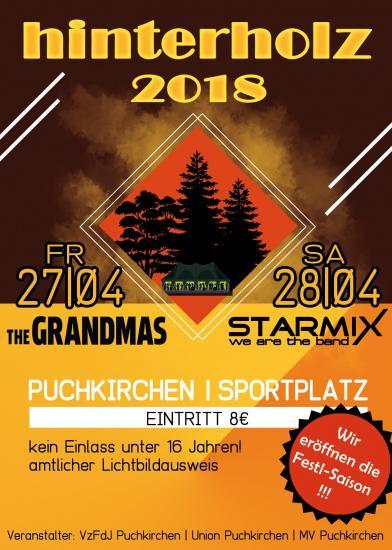 Hinterholz 2018, Puchkirchen